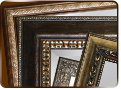 the picture frame shop - custom mirrors & picture framing